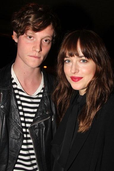 A Look Back At Dakota Johnson And Matthew Hitt's Cool Couple Style