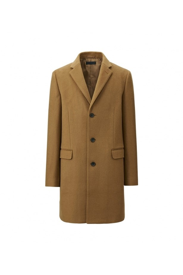 "<p> THE 'I OWN A COUNTRY ESTATE' COAT<p> <p> Take advantage of the lower cost and the longer length of men's coats in order to keep yourself warm and classy. Boots and blue denim jeans pair perfectly with this colour and give it a sophisticated look.<p> <p> Overcoat, $250, <a href=""http://www.uniqlo.com/au/store/wool-cashmere-coat-1563750018.html#colorSelect"">Uniqlo</a>."