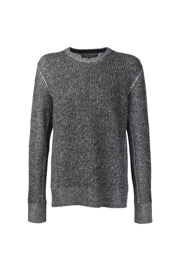 "<P> THE GREY KNIT<P> <P> Take advantage of this cosy cashmere sweater to keep things laid back. Grey works in monotone, so keep things shady with black pants and boots to match.<p> <p> Knitted Jumper, $491, Rag & Bone at <a href=""http://www.farfetch.com/au/shopping/men/rag-bone--vincent-crew-neck-sweater-item-11237531.aspx?storeid=9610&keeprank=1&from=listing&ffref=lp_pic_198_4_"">farfetch.com </a>"