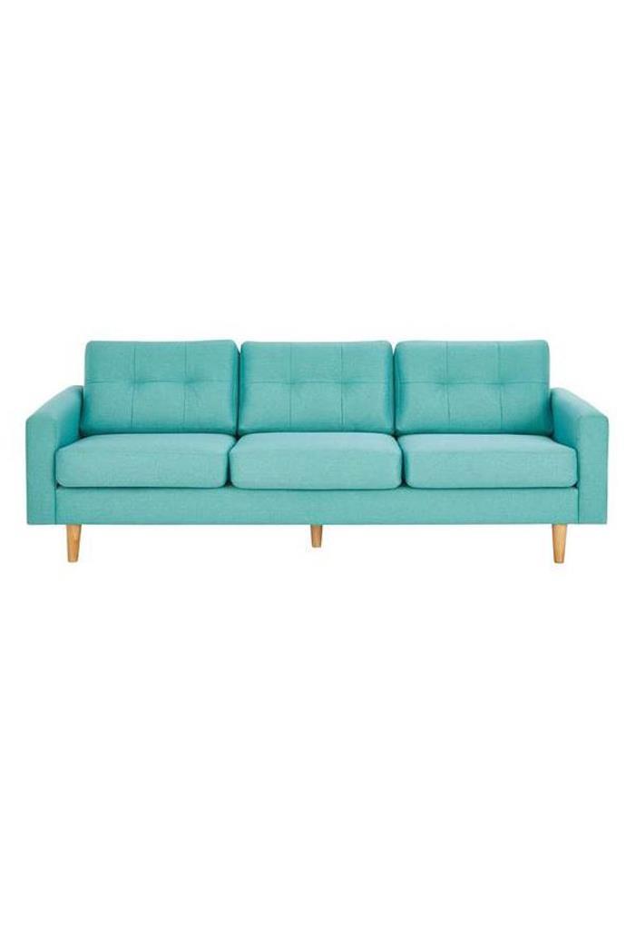 Sofa, $599, Fantastic Furniture, fantasticfurniture.com.au