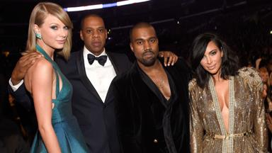 Kim Kardashian Says Taylor Swift Is Lying About Not Approving 'Famous'
