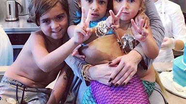 North West Had The Mermaid Birthday Party Of Your Childhood Dreams
