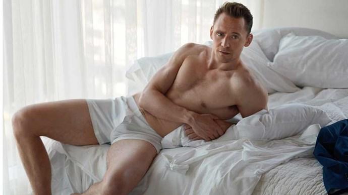 Tom Hiddleston for W Magazine