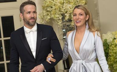 Surprise! Blake Lively Hates Watching Ryan Reynolds' Sex Scenes
