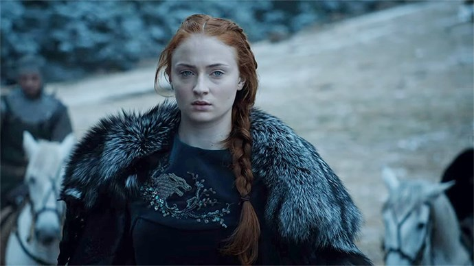 Sansa Stark season 6 Game of Thrones.
