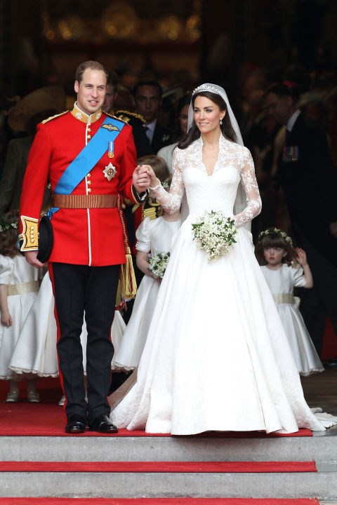 "<p> <strong>INSPIRING A WIKIPEDIA PAGE</strong><p> <p> Kate Middleton's Alexander McQueen wedding dress was such an exciting fashion moment that the gown earned its own Wikipedia page — prompting some royal haters to demand the company take it down. ""The sheer presence of this article is one of the lowest points ever reached by Wikipedia!"" complained one commenter, <a href=""https://www.theknot.com/content/controversy-ignited-by-kate-middletons-wedding-dress-on-wikipedia"">as discussed at a conference</a>."