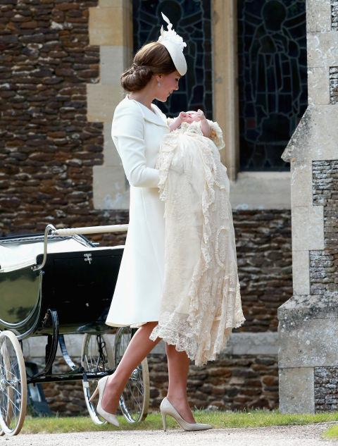 "<p> <strong>SKEWING TOO CONSERVATIVE</strong><p> <p> ""Why Does Kate Middleton Dress Like She's 50?"" <a href=""http://www.thedailybeast.com/articles/2015/07/06/why-is-kate-middleton-such-a-dull-dowdy-dresser.html"">asked the Daily Beast</a> after she wore a conservative suit to daughter Charlotte's christening."
