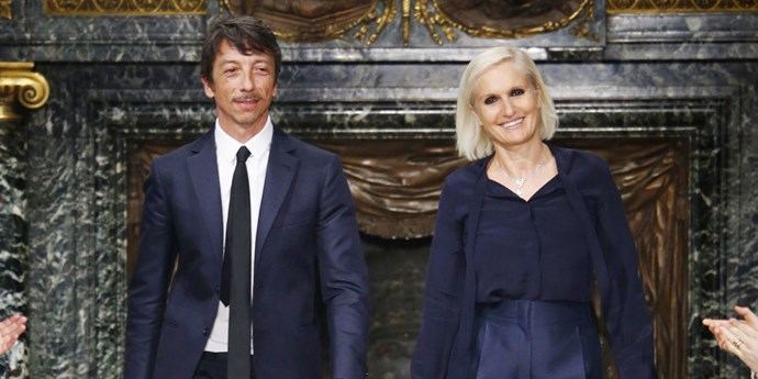 Valentino designers.