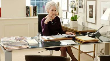 Hollywood Execs Dared To Low-Ball Meryl Streep During 'Devil Wears Prada' Negotiations