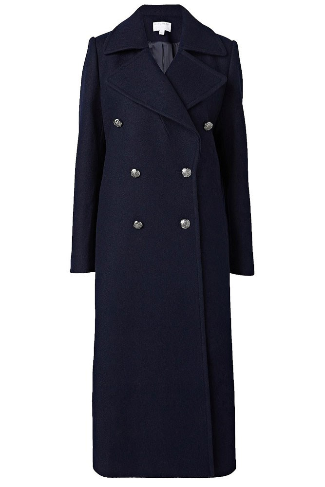 "<a href=""http://www.witchery.com.au/shop/woman/clothing/jackets-and-coats/60191268/Military-Coat.html"">Coat, $449.95, Witchery</a>"