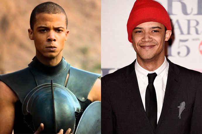 Jacob Anderson as Grey Worm.