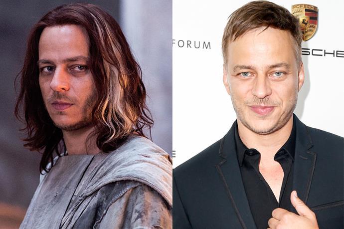 Tom Wlaschiha as Jaqen H'ghar.