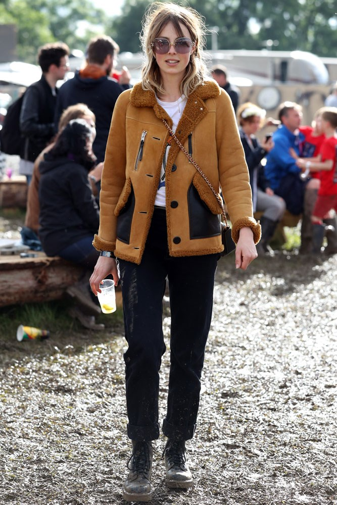 Festival muse: Edie Campbell