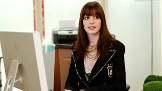 Anne Hathaway in 'The Devil Wears Prada'