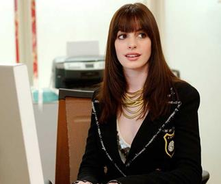 Anne Hathaway in 'The Devil Wears Prada'