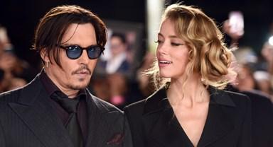 Johnny Depp Changes His Amber Heard Tattoo