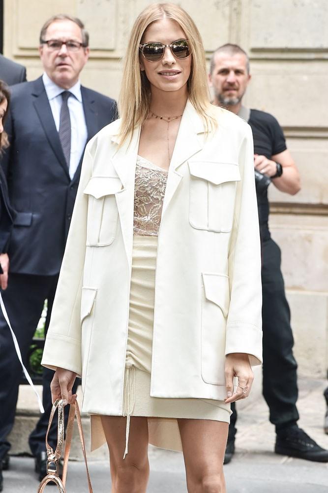 Elena Perminova at Christian Dior