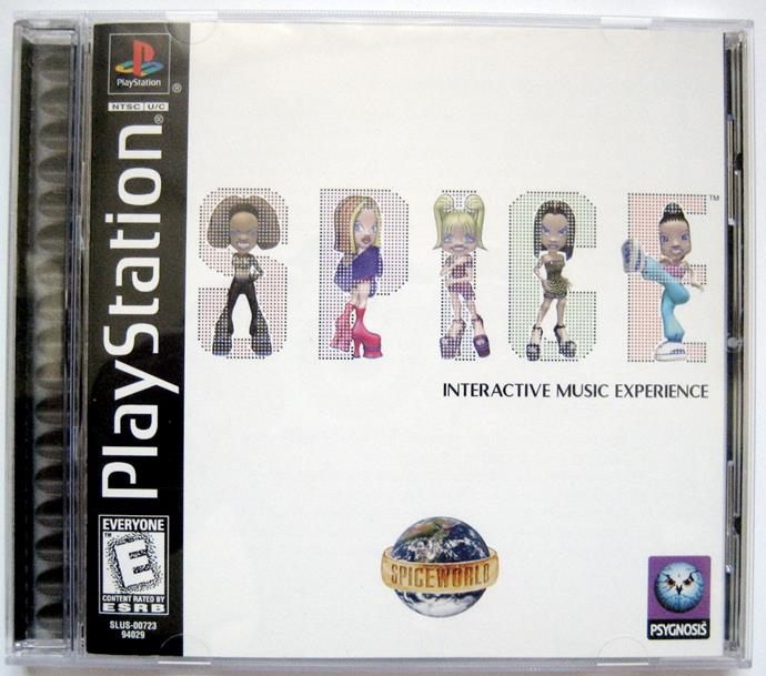 The PlayStation game! If you were blessed enough to have both a PlayStation, and this game, you were no doubt the most popular kid on the block.