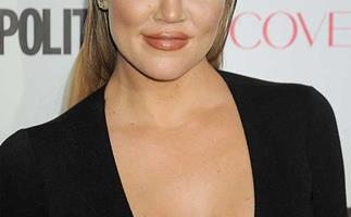 Khloe Kardashian arrives at Cosmopolitan Magazine's 50th Birthday Celebration