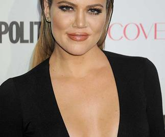 Khloe Kardashian arrives at Cosmopolitan Magazine's 50th Birthday Celebration