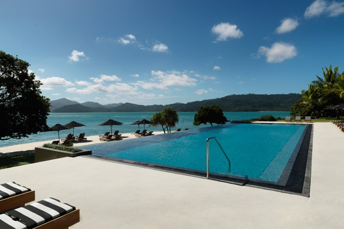 <p><strong>Where:</strong> Spa Qualia, Qualia, Hamilton Island, Australia</p> <p><strong>Top treatment:</strong> Secluded in the scenic Whitsundays, Qualia is one of the country's most luxe (and Instagram-able) resorts. After a day sailing the sea, unwind with a 90-minute Kumali Ritual ($300), which includes a body scrub, mud wrap, rain shower and massage using a warmed-up ball of native herbs and spices. In addition to Sodashi and Priori products, this place utilises the Li'tya range, which is based on indigenous Australian plants, herbalism and aromatherapy.</p>