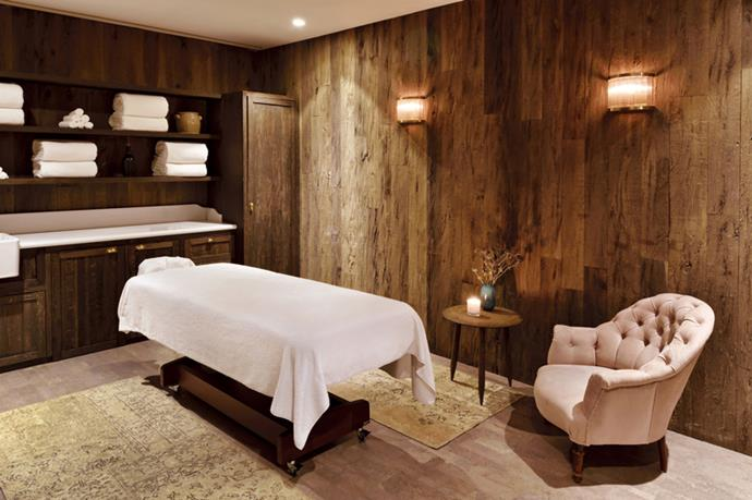 <p><strong>Where:</strong> Cowshed Spa & Gym, Soho House Istanbul, Turkey</p> <p><strong>Top treatment:</strong> A visit to the Cowshed Spa will let you peek behind the rosewood doors and Carrara marble of the exclusive Soho House. Housed in a renovated Italian palazzo, Cowshed is truly a place to indulge and unwind in style. Enjoy a traditional Turkish bath with the Cowshed Hamam (50 minutes, from $135), which includes a total body scrub followed by the body mask of your choice and a wash and condition for your hair. After your treatment, continue the bliss with a herbal tea in the Cowshed Relax Lounge.</p>