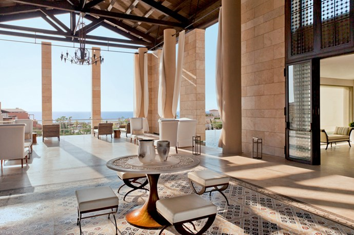 <p><strong>Where:</strong> Anazoe Spa at The Romanos, a Luxury Collections resort, Costa Navarino, Greece</p> <p><strong>Top treatment:</strong>  'Anazoe' is derived from the Greek word for rejuvenation and that's exactly what this luxurious spa offers. Anazoe specialises in Oleotherapy treatments, following the Ancient Greek tradition of using olive oil for healing. To really get your dose of Greek history, book in for the Nestor's Baths treatment (50 minutes, from $65), which is inspired by the bathing ritual that welcomed guests to court at Nestor's palace. Enjoy water therapy in the aromatherapy-infused sauna and allow yourself to float into total relaxation with the hydro massage in a customized therapeutic bath.</p>