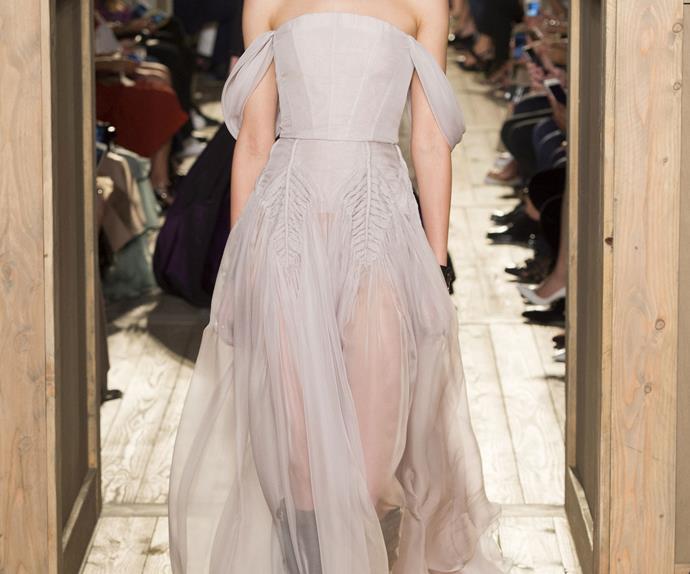 Valentino Fall 2016 Haute Couture