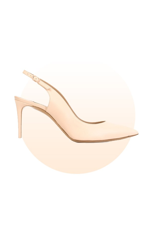 "Shoes, $418, <a href=""http://www.farfetch.com/au/shopping/women/casadei-sling-back-pumps-item-11379872.aspx?storeid=9675&from=listing&ffref=lp_pic_365_3_"">Casadei at farfetch.com</a>."