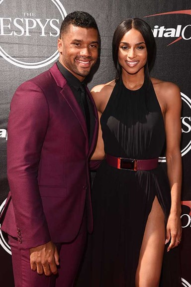 Newly-Married Ciara And Russell Wilson Reveal They Sealed The Deal