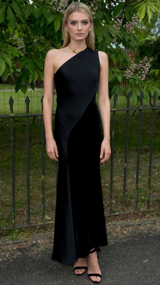 Lily Donaldson at the Serpentine Summer Party, hosted by Tommy Hilfiger