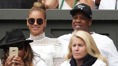 Beyoncé's Reactions To Serena Williams Winning Wimbledon Are Incredible