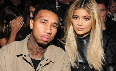 Kylie Jenner and Tyga Might Be Engaged