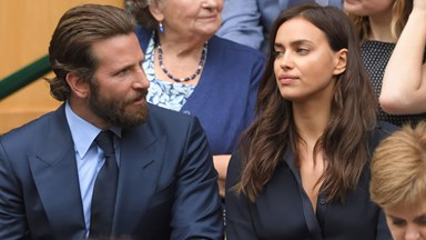 Did Bradley Cooper Make Irina Shayk Cry At Wimbledon?