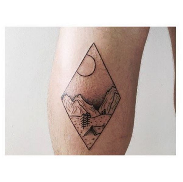 <p> <strong>SAGITTARIUS</strong><p> <p> You're overtaken with wanderlust at all times, so a tattoo that speaks to your inner travel bug would be perfect for your sign. Think of all the world maps and geographic coordinates you could be getting stamped on your body.