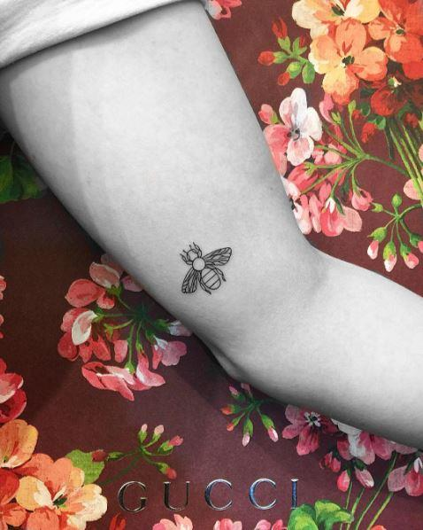 <p> <strong>PISCES</strong><p> <p> Since you're a water sign, you're a bit hard to pin down. You're gentle and you love to dream — aka you can be a bit of a romantic — so tattoos you'd like are butterflies and whimsical hand-poked designs.