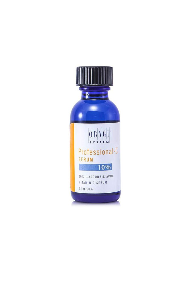"""A recent discovery I'm loving is vitamin C serum, which I apply under sunscreen each morning. My skin is noticeably glowier because of it. I swear by Obaji's formula—potent without any irritation."" – Janna Johnson O'Toole, beauty and fitness director<br><br> <a href=""https://www.obagi-au.com/shop/shop-by-product/professional-c/professional-c-serum-10-percent"">Professional-C Serum 10% Strength, $66 for 30ml, Obagi</a>"