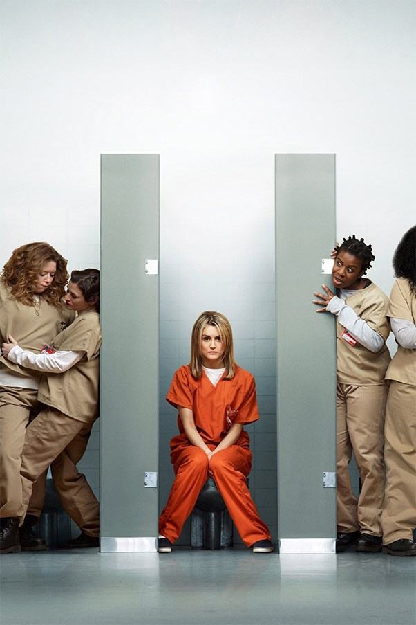 Orange Is The New Black Season 4.