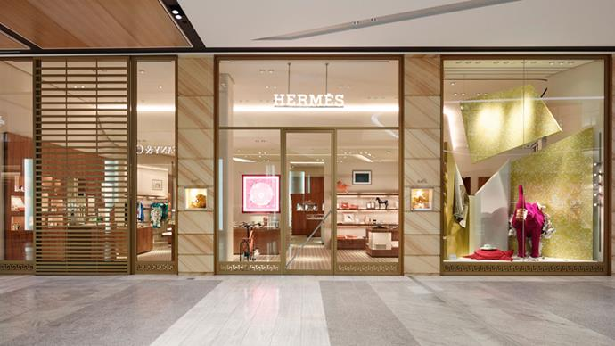 All images by Anson Smart courtesy of Hermès