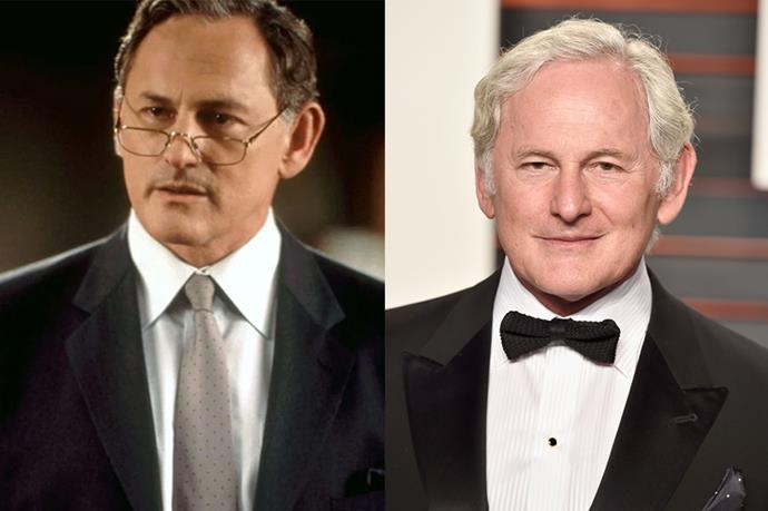 Victor Garber as Professor Callahan.