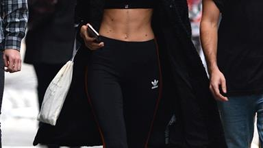 This Is How Gigi Hadid Gets (And Keeps) Those Insane Abs Of Hers