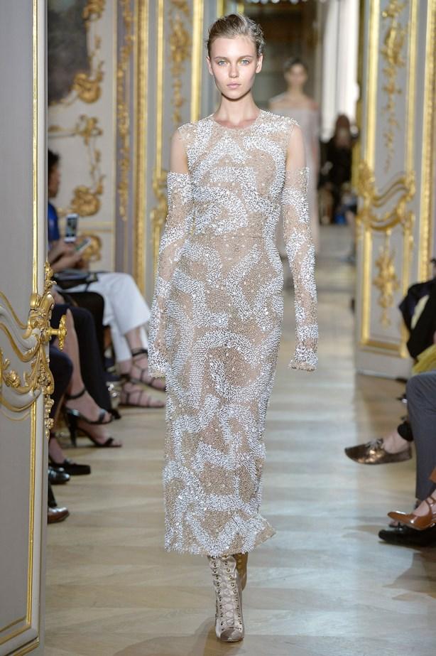 J Mendel Couture.