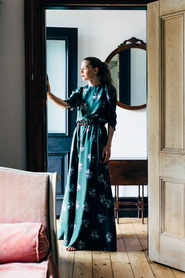 "<p>From the outside, fashion designer Bianca Spender's home looks like your typical two-storey Sydney terrace. But inside the unassuming doors, there's a treasure trove of collected delights and well-loved antiques that wouldn't look out of place in an apartment overlooking the Seine. </p> <p>Spender and her family – partner Sam and children Florian and Dominic – only moved in last year, but the nostalgic way of decorating makes it seem like they've been here much longer. ""I have a love of old things that have a story and my house has always been filled with pieces that I've collected along the way or inherited from my grandparents and parents,"" she says. ""There's nothing forced."" </p> <p>Spender uses the same instinct for design that makes her fashion label so covetable to style her home space. ""Subliminally, I'm sensitive to my environment. Things must have a sense of balance. I can't sit in a room and be comfortable if something doesn't have a sense of balance and flow,"" she says.</p>"