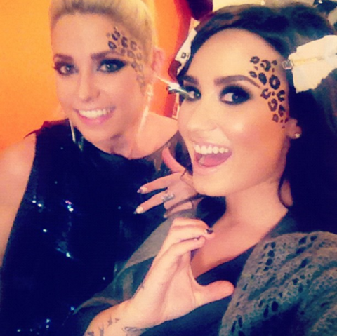 """<strong>DEMI LOVATO'S FIRST INSTAGRAM</strong><br><br> About three and a half years ago, Demi took to Instagram to warn us all that we, """"better be watching X factor tonight!!""""<br><br> Credit: <a href=""""https://www.instagram.com/ddlovato/?hl=en"""">@ddlovato</a>"""