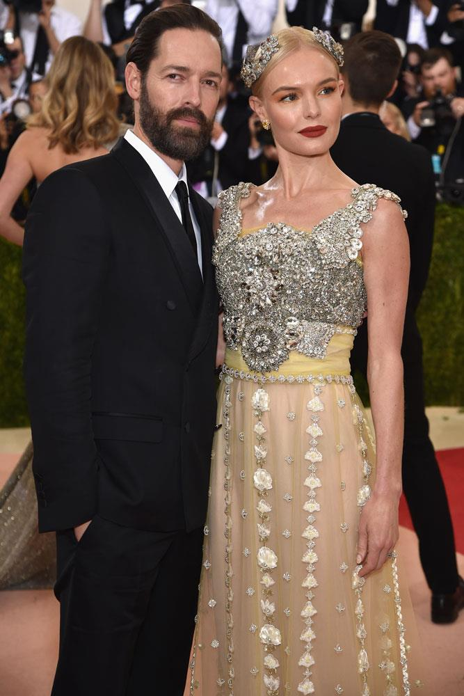 "**Michael Polish and Kate Bosworth**  Polish and Bosworth met when he directed her in the 2013 film *Big Sur*, with Bosworth revealing in a 2015 interview: ""There are so many people that hook up on movies, and you wonder if that's real, so we didn't go there."" But she added: ""He walked in and it hit me, like nothing I'd ever felt before… Meeting Michael honestly felt like coming home. It feels comfortable and secure but also exciting."""
