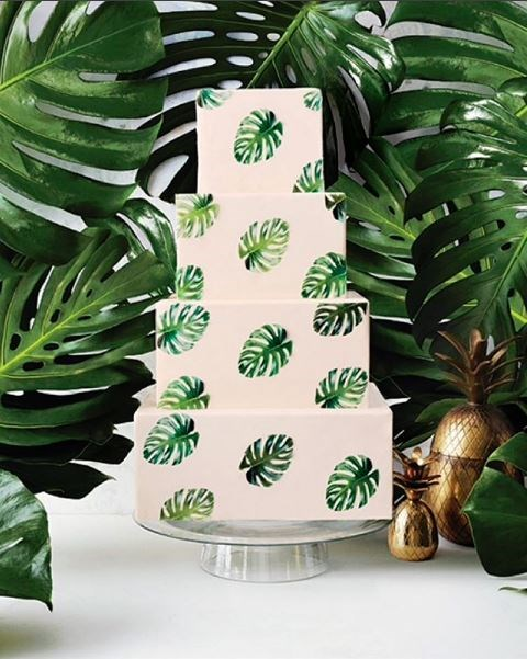 "<p> ILLUSTRATED<p> <p> They can do anything these days with a bit of edible paint and some food colouring, so why not get illustration happy with your cake?<p> <p> <a href=""https://www.instagram.com/ericaobriencake/"">Erica O'Brien Cake</a>."