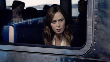 Emily Blunt Is Really Terrifying In The New 'The Girl On The Train' Trailer