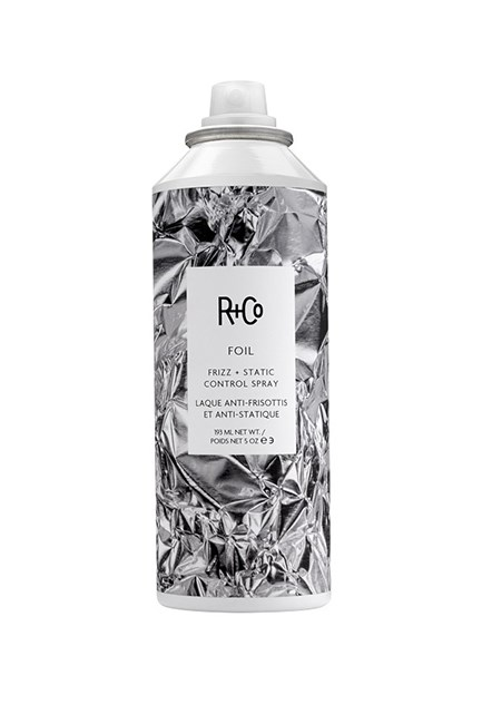 <strong>The Fix: Static</strong> <br><br>Chunky knits, scarves, hats, coats – basically <em>anything</em> in your wardrobe – cause static. Joy. Win the winter war on stage-five clinger strands with anti-static agents that calm and fix stressful static fast. <br><br>Foil Frizz and Static Control Spray, $39, R+Co <br><br><em>Stockists: 1300 725 122</em>