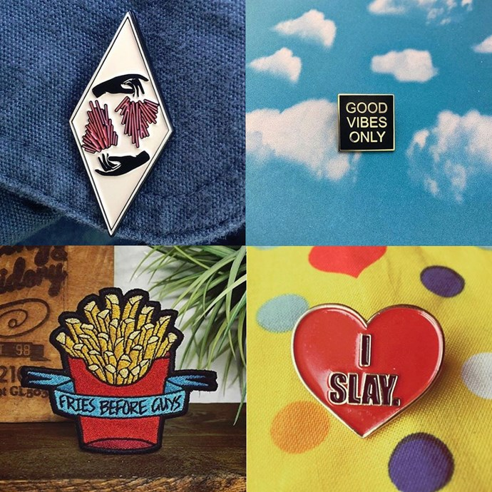 "<P> <a href=""https://www.instagram.com/patchthread/"">PATCH THREAD</a><P> <P> ""Patches, pins, punks, pizza and petrol,"" is the motto. Vintage-inspired, rock 'n' roll vibes come, too."