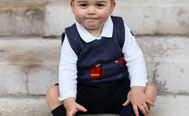 Prince George's Cutest Ever Moments